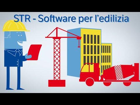 I software per l 39 edilizia di str youtube for Software di progettazione edilizia domestica