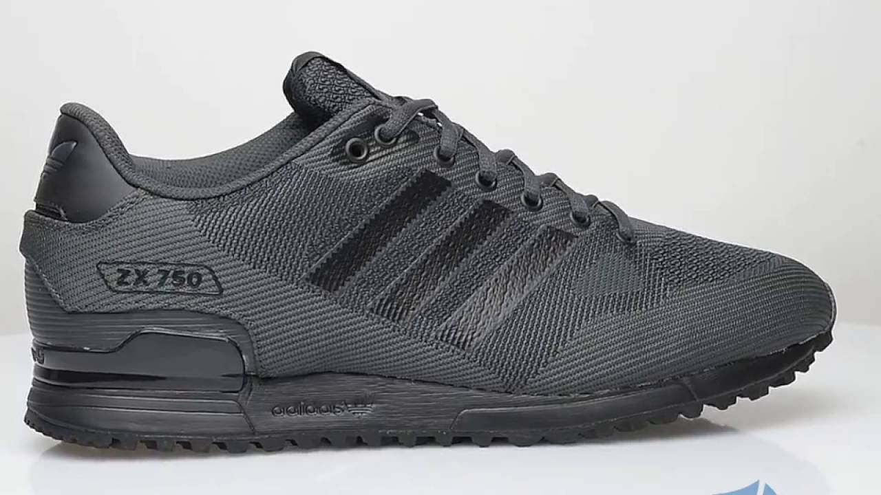 4d811872a Adidas Zx 750 Wv Men - Sportizmo - YouTube