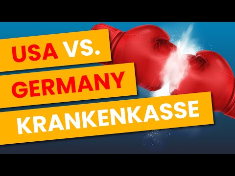 🇩🇪  Deutsches Gesundheitssystem VS. Gesundheitssystem 🇺🇸 USA | Obamacare vs. Trumpcare