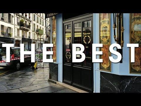 The Best Pain au Chocolat in Paris - And Best Ice Cream in Paris (Berthillon)