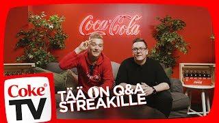 SCOUPIN JA RAPSUN GAMER Q&A!  | #CokeTVSuomi