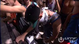 Deorro-Bootie In Your Face (TJR Live UMF 2014) ELECTRO