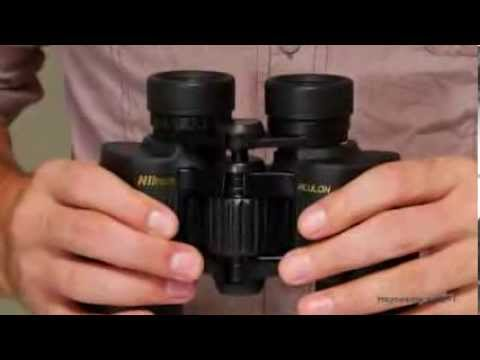 Nikon ACULON A211 8x42 Binoculars - Product Review Video