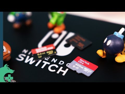 Fastest And Best Micro SD Card For The Nintendo Switch