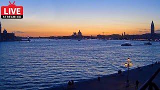 Venice Live Cam - San Marco Basin in Live Streaming