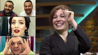 Beyaz Show - Komik Aylin Kontente şarkıları!