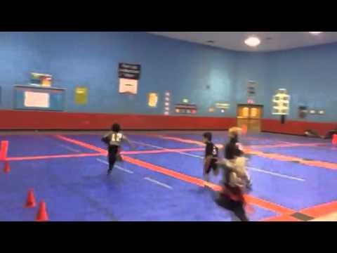 2015 flag football. Go Bears. Nickajack elementary school