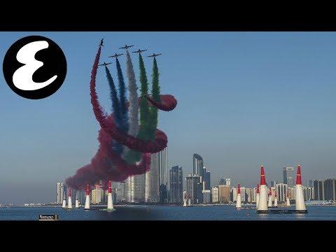 Red Bull Air Race Abu Dhabi 2018 | Esquire Vlogs