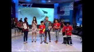 Dahsyat 18 Jan 2014 - Film 1000 Balon