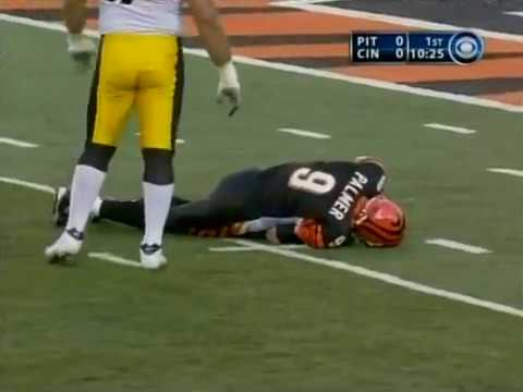 2005 AFC Wildcard Steelers 31 at Bengals 17