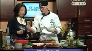 Chef Scottie Cooks Chicken Angelique part 4