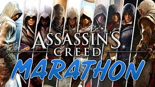 Assassin's Creed Franchise Marathon | Charity Livestream (50,000 Subscriber Special)