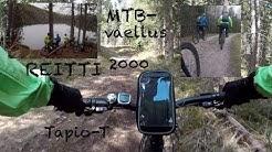 MTB-vaellus Reitti 2000 | MTB-hiking Route 2000