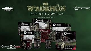 W'adrhŭn – Conquest's fifth Faction, new minis!