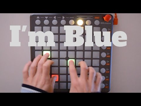 Eiffel 65 - I'm Blue (Launchpad cover)
