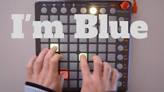 Скачать Eiffel 65 I M Blue Launchpad Cover