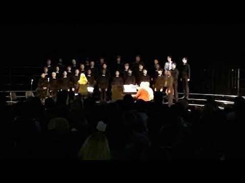 One Light Ereckson Middle School Men's Choir
