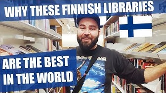 Why these Finnish libraries are the best in the world - Espoo, Finland