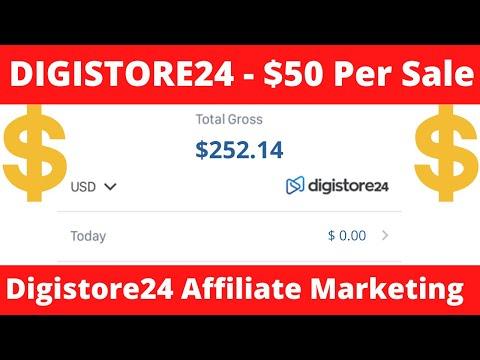 $50 / Digistore24 | Digistore24 Affiliate Marketing Guide for 2021 Free Methods & Google Ads