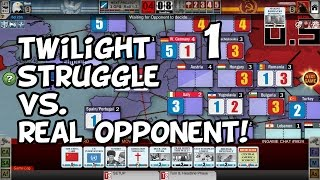 Twilight Struggle vs. Online Opponent [Steam] #1