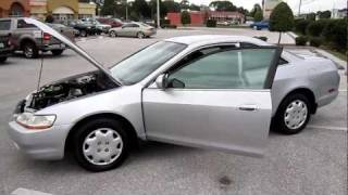 SOLD 2000 Honda Accord Coupe LX Meticulous Motors Inc Florida For Sale LOOK!