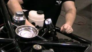 Installation of Brake Booster, Master cylinder, and Brake Pedal Part 2