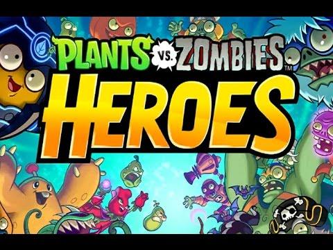 скачать игру растения против зомби герои на компьютер
