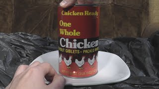 One of ashens's most viewed videos: Whole Chicken in a Can | Ashens