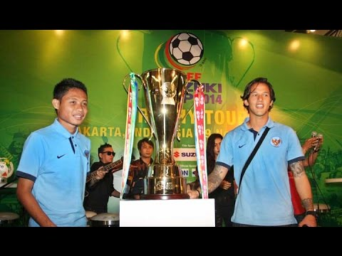 Prestasi Indonesia Dalam Piala AFF (Piala Tiger) 1996-2016