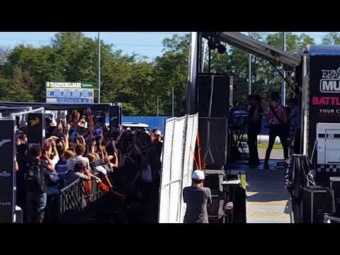 Drake Bell Concert at Henry Clay High School