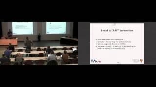 EasyBuild User Meeting 2016 - XALT: a job level tracker and census taker (Robert McLay)