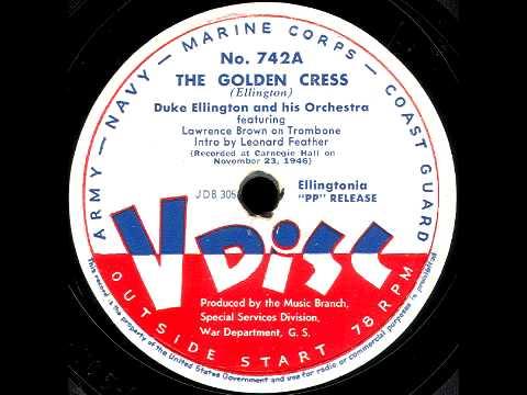 V-Disc 742  Duke Ellington,  Leonard Feather