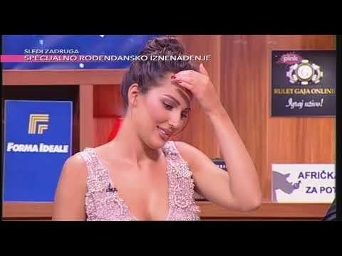 Ami G Show S10 - Koliko dobro se poznaju Aleksandra Prijović i Filip Živojinović