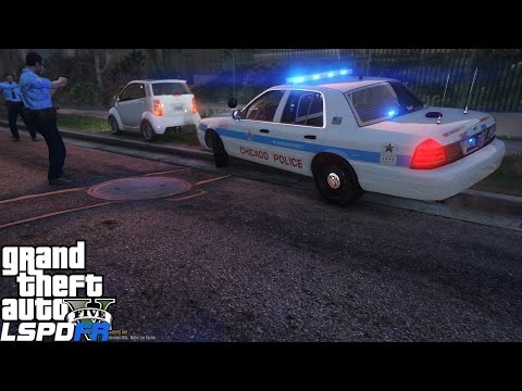 GTA 5 LSPDFR Police Mod 274|Chicago Police Department Arresting Everybody|Warrants,Drugs & Shootouts