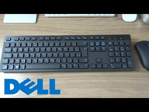 Unboxing Teclado e Mouse Wireless Dell km636