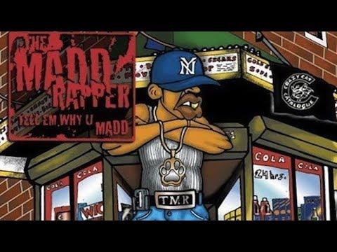The Madd Rapper, Black Rob, Tracey Lee, Feva, Buckshot & Kurupt - Evolution 3000 (DJ Kool Kid)