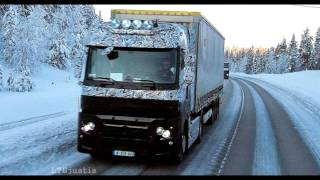 Some Leaked New Renault Magnum Photo