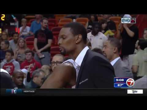 September 26, 2016 - WSVN - Pat Riley Says Chris Bosh Miami Heat Career is Over