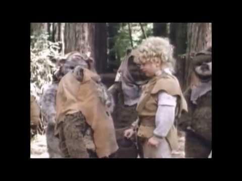 Ewok Adventures Double Bill trailer