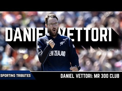 Daniel Vettori: Mr 300 Club
