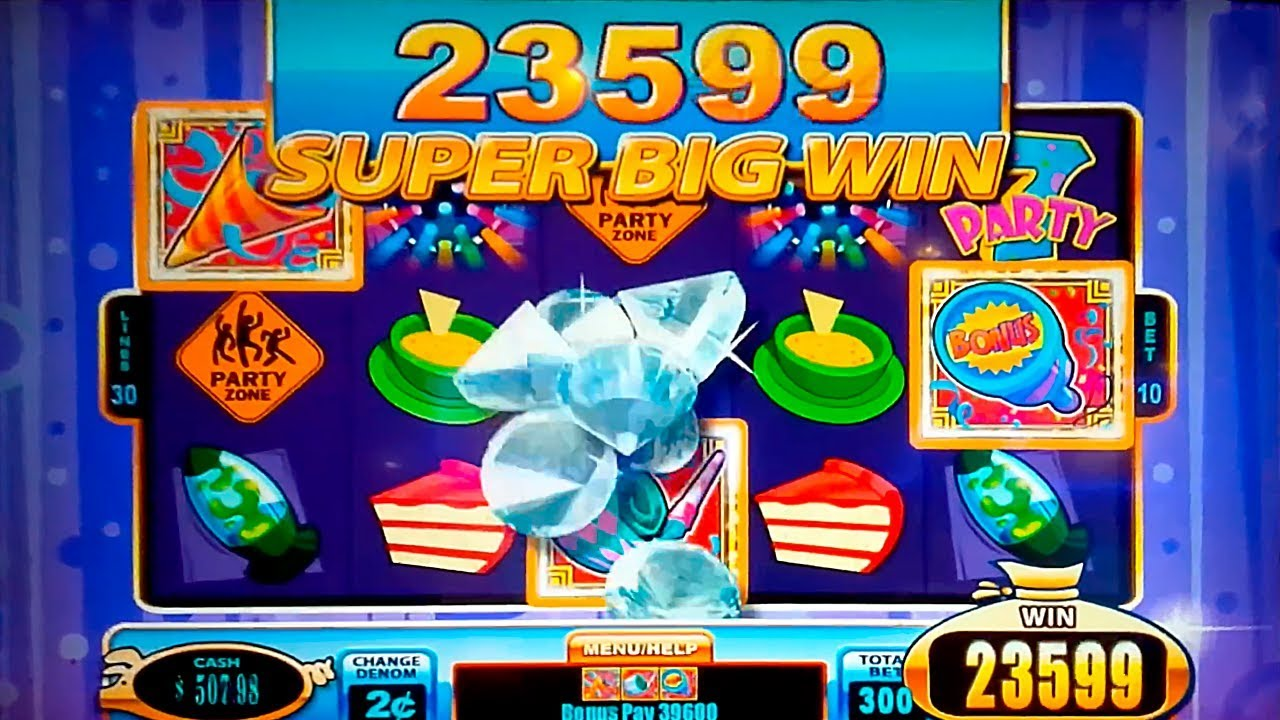 Super jackpot party slot machine big win nba basketball gambling lines