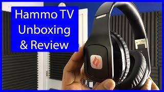 Hammo TV | Digital Wireless Headphone Review