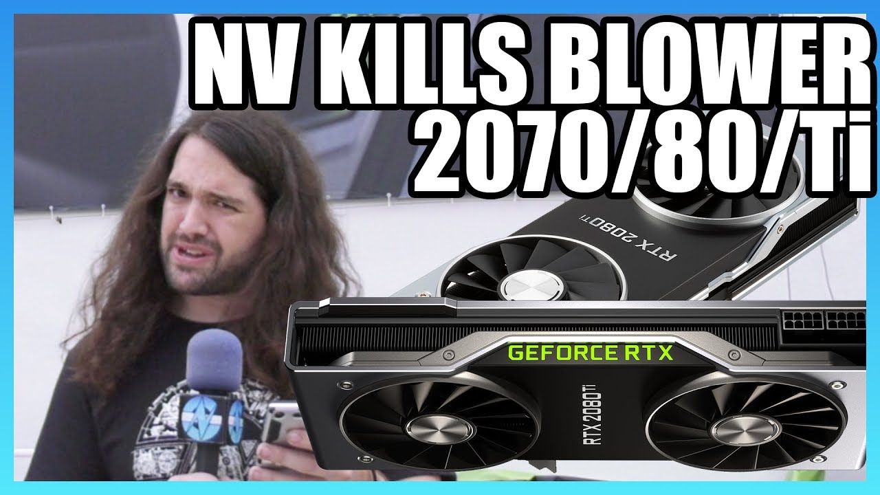 Big Changes: NVIDIA RTX 2070/2080/Ti Prices, Specs, & More