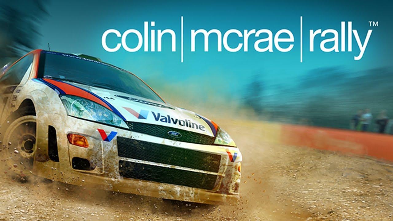 نتيجة بحث الصور عن Colin McRae Rally Remastered