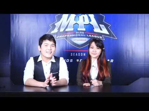 MiB Vs MME Virus /Evil Esports Vs Little Gaming ML ( MPL Myanmar Season 1 Week 2 Day 1 )