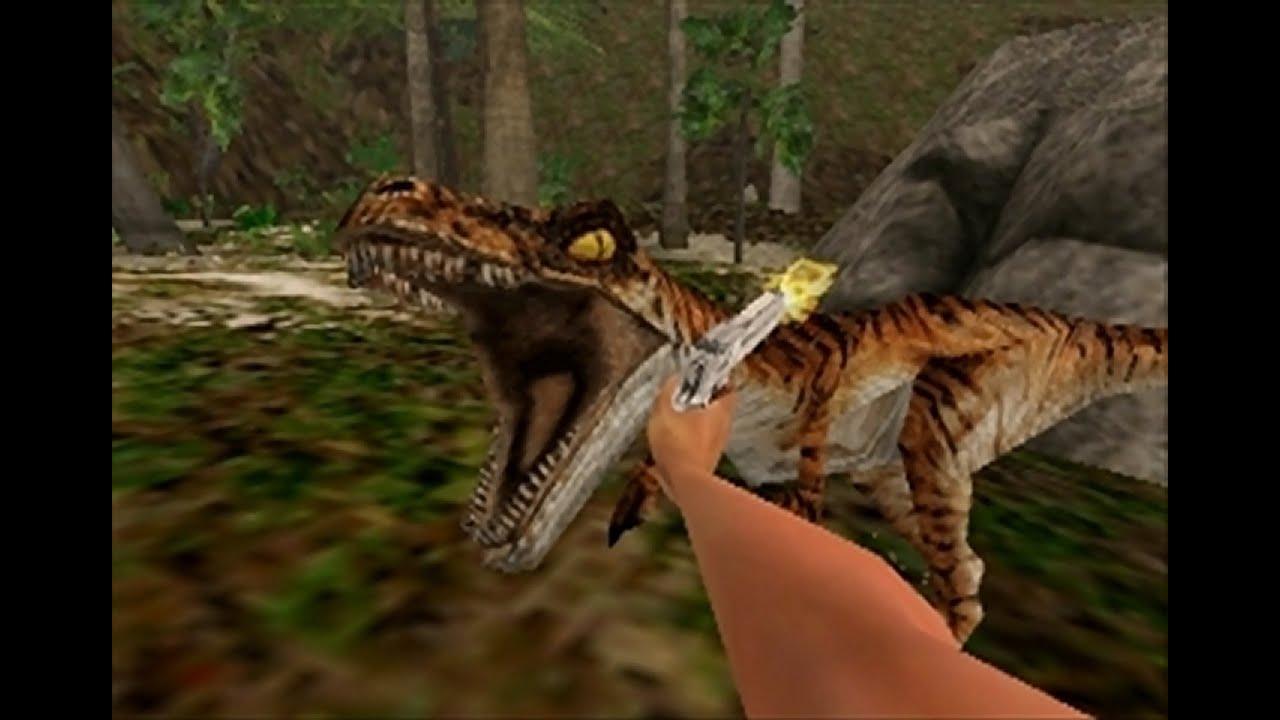 Jurassic Park Trespasser Youtube