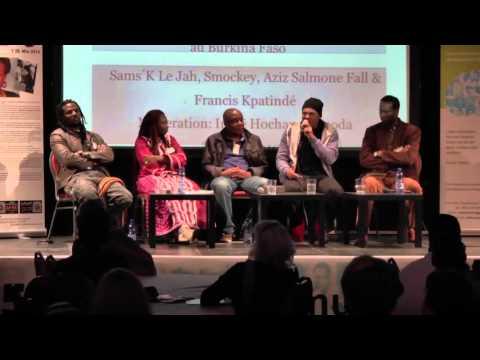 Podium: Revolution in Burkina faso