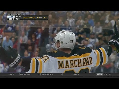 Bruins-Leafs Game 4 Highlights 4/19/18
