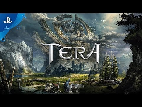 TERA - Announcement Trailer | PS4
