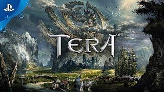 TERA - Announcement Trailer | PS4